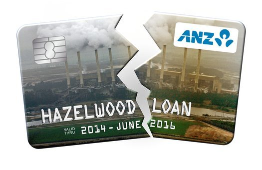 image of ANZ, cut the dirty credit.